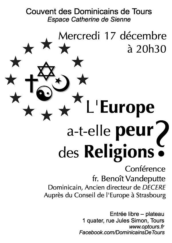 Affiche Europe 17 decembre