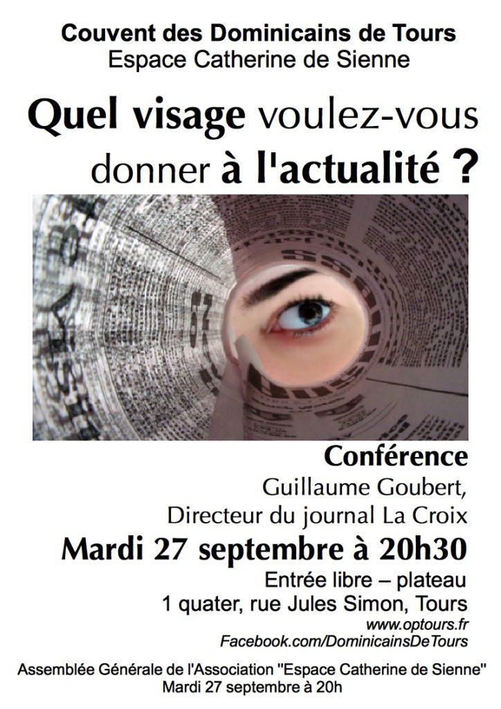 Affiche Goubert